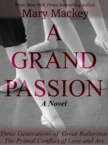A Grand Passion Mary Mackey