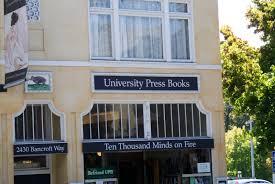 University Press Books Berkeley, CA