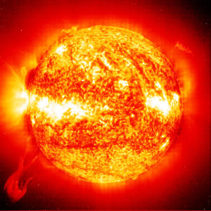 sun-from-space for Record Breaking least Fav Word