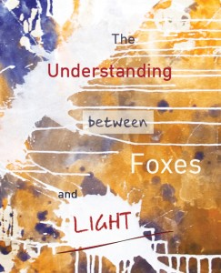 The Understanding Between Foxes and Light Mary Mackey
