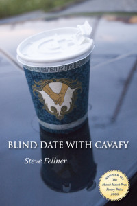 Book cover  Steve Fellner's Blind Date with Cavafy