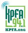 KPFA Logo Mary Mackey reads her poetry