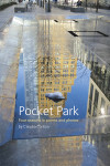 Book cover Pocket Park poems by Claudia Carlson