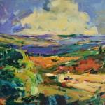 John Nasoulas Gallery exhibition painting