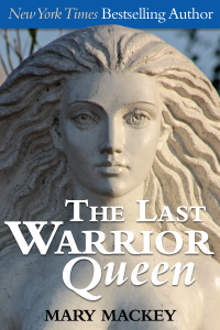 03 The Last Warrior Queen, Vook e-book cover